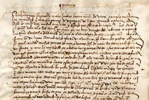 Paleografía Documental Hispana (ss. XV-XVIII)