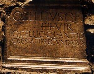 historia-Epigrafía Griega y Latina