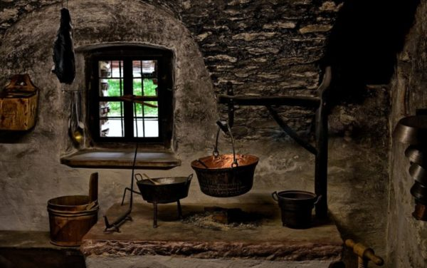 Curso Historia- Cocina Europea