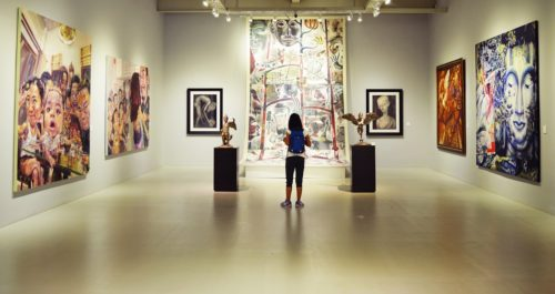 Oposiciones Museos