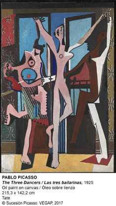 Pablo Picasso- Dancers