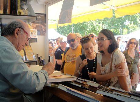 fUNDACION-SANTA-MARIA-LA-REAL-Feria del libro