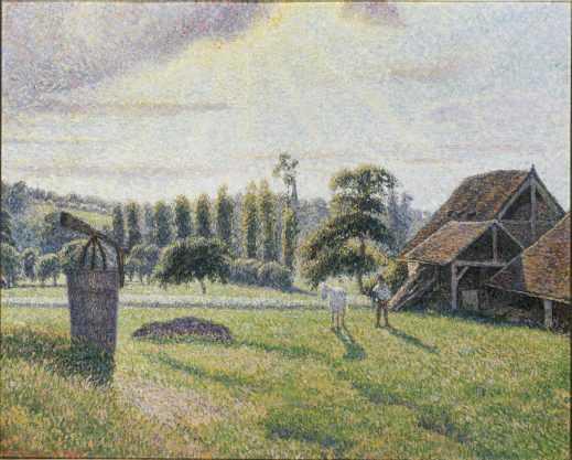 Paris-Pissarro-Briqueterie