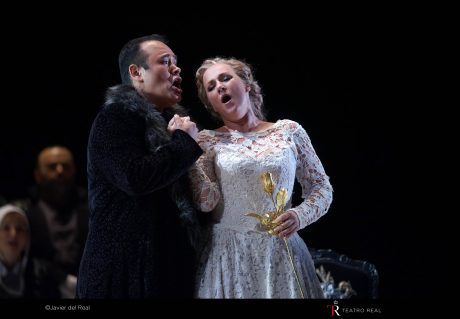 Ópera Puritani-Teatro Real