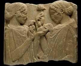 Demeter-Persefone-eleusis