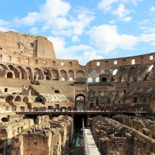El Coliseo-Roma