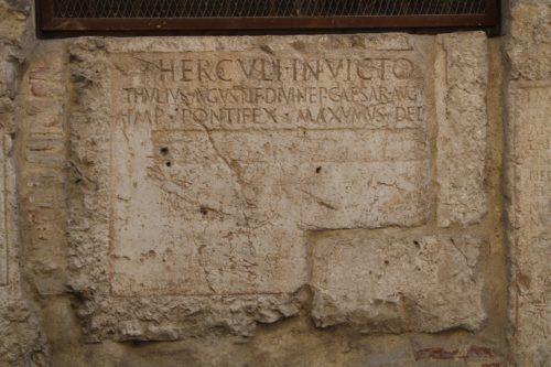 Epigrafía latina