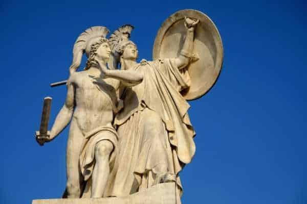 Aspectos religiosos- Mundo greco-romano