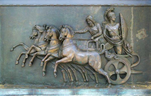 Los mitos de Troya