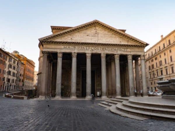 Religión romana