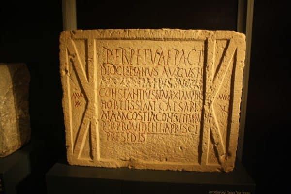epigrafía griega