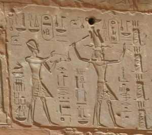Hatshepsut y Tutmosis III