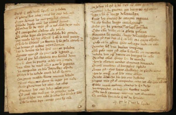 Poema del Mío Cid- Épica