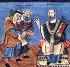poesía castellana-sincretismo-cultura-mundo medieval