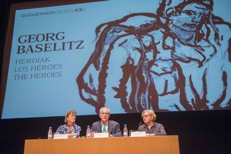 Georg Baselitz. Guggenheim