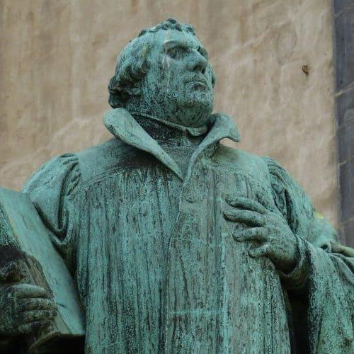 Protestante-Lutero
