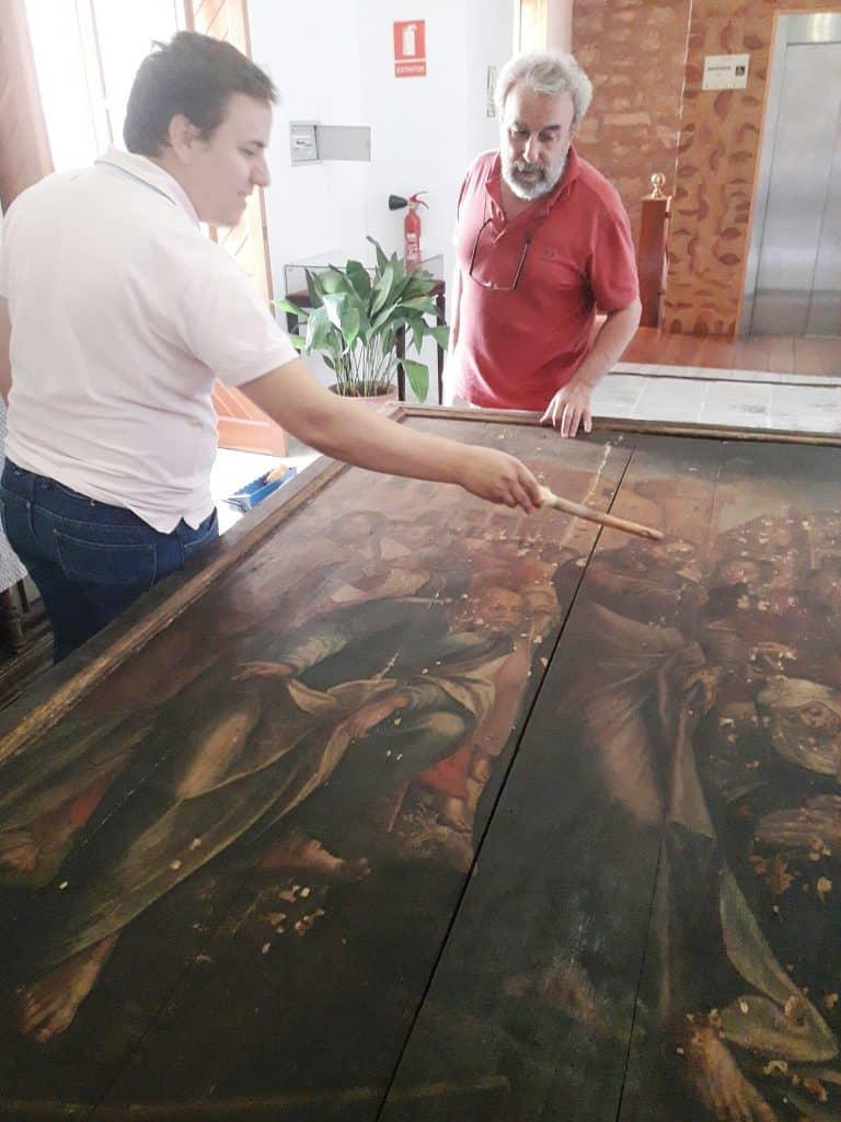 restauración-tablas-xvi