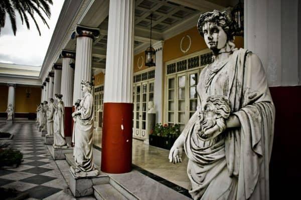 Tiempo y aspecto en griego antiguo