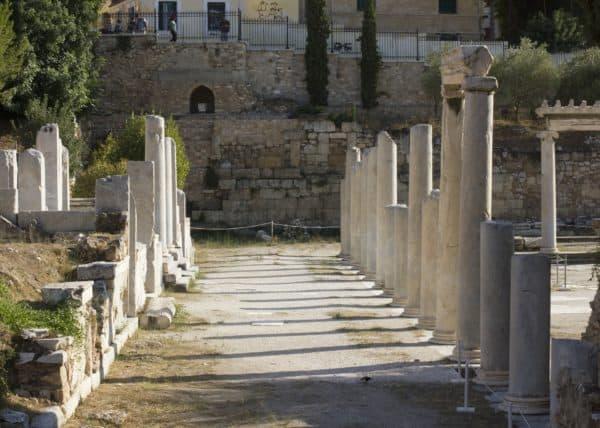 Orden de las palabras en griego