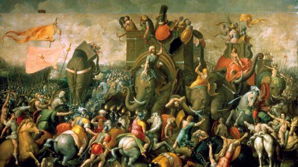 Conquista romana de hispania -