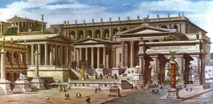 El Alto Imperio: sociedad y economía. Historia de Roma