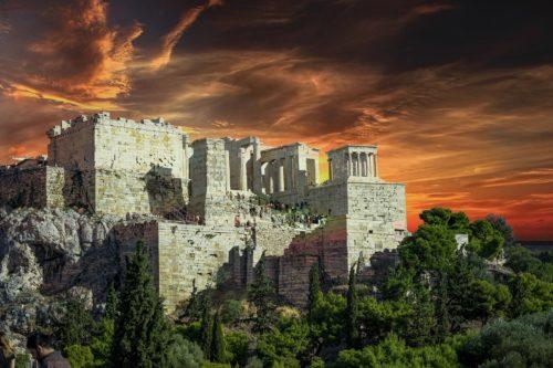 La novela griega