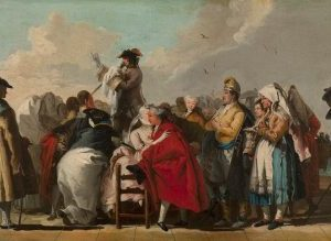 costumbrismo-español-siglo XVIII