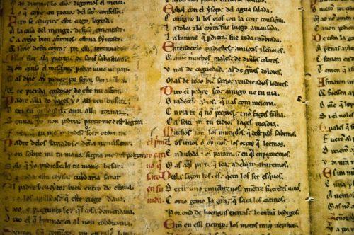 Tratados de poética medievales