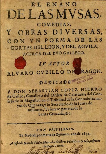 Discípulos de Calderón