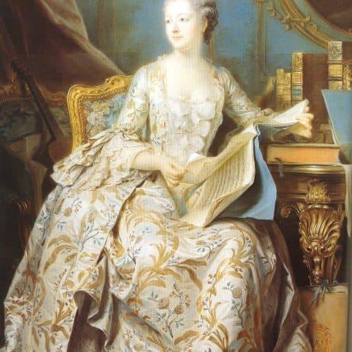 Mujer en las letras del XVIII