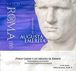 Augusta Emerita-personajes
