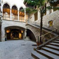 Palau-Berenguer d'Aguilar - Museu-Picasso-Barcelona