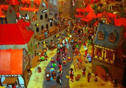 Medievo-Playmobil