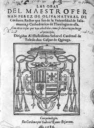 Pérez de Oliva