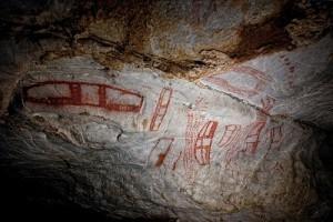 Paleolítico-Pintura-Castillo-Cantabria