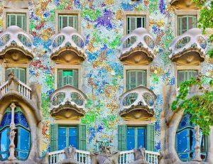Gaudí-arquitectura