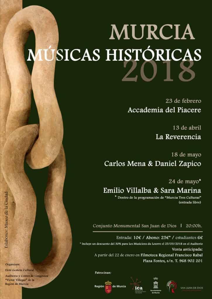 Murcia-Músicas-Históricas
