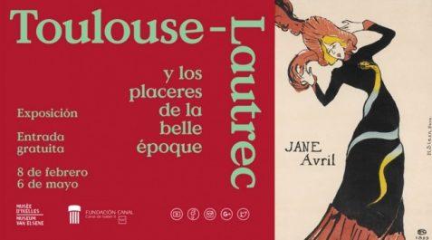 Toulouse-Lautrec-exposición
