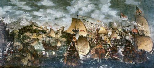 Armada invencible- Monarquía Siglo XVI