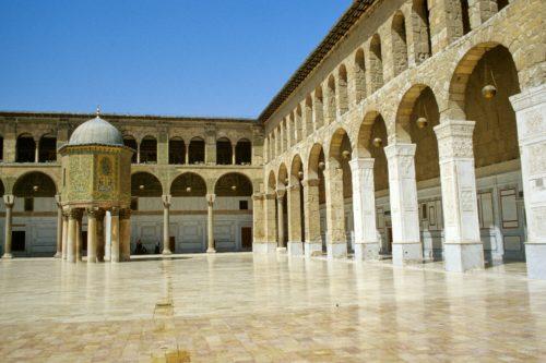 Del imperio islámico a los tres califatos