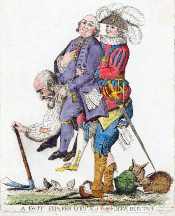 Demografía y economía de tipo antiguo la sociedad estamental