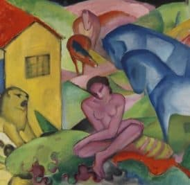 Expresionismo-aleman-Vanguardias europeas