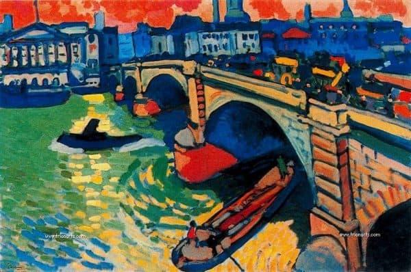 Fauvismo-Matisse-Roualt-Andre Derain
