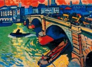 Fauvismo-Matisse-Roualt-Andre Derain