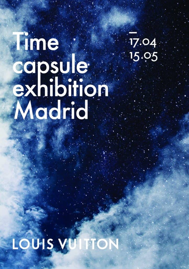 Louis Vuitton-Time-Capsule Madrid