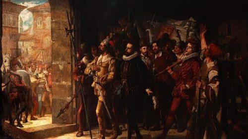 Política interna Siglo XVI