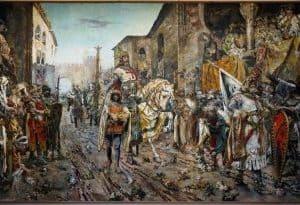 Reconquista-Reinos peninsulares
