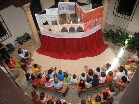 Títeres Museo Casa Natal de Cervantes