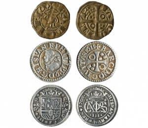 fabricación de moneda