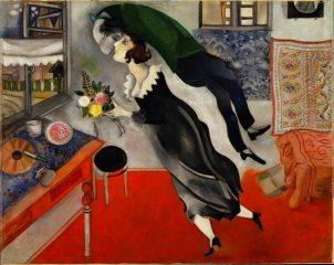 Chagall-Los años decisivos